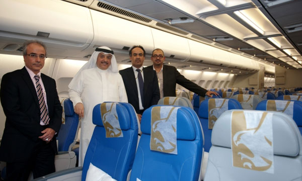 Gulf Air Receives First A330 Retrofitted Aircraft