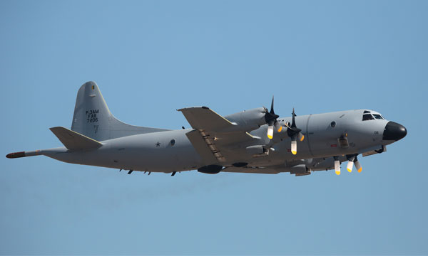 Airbus Defence and Space delivers last  P-3 Orion to Brazilian Air Force