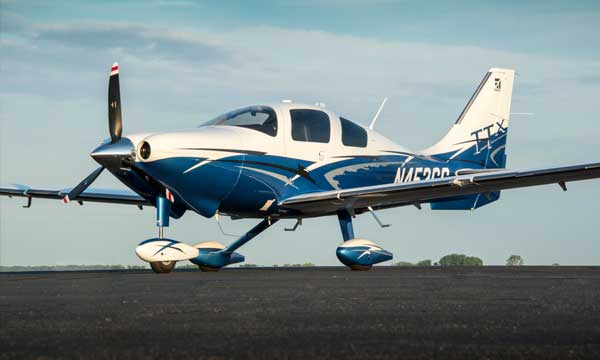 Cessna upgrades TTx with new Surge package, McCauley propeller