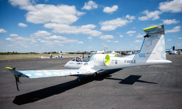Company eyes plans to take its E-Fan electric aircraft to production phase