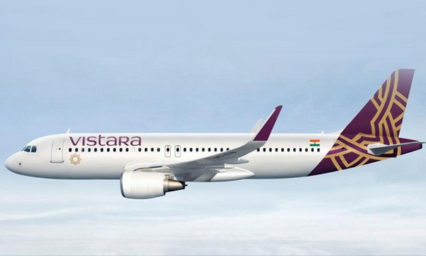 TATA SIA-Singapore Airlines names its new airline Vistara