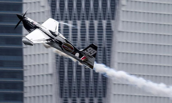 Michael Goulian Gear Up for Red Bull Air Race World Championship in Ascot