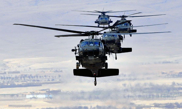 Northrop Grumman Selected to Modernize Black Hawk Cockpit for US Army