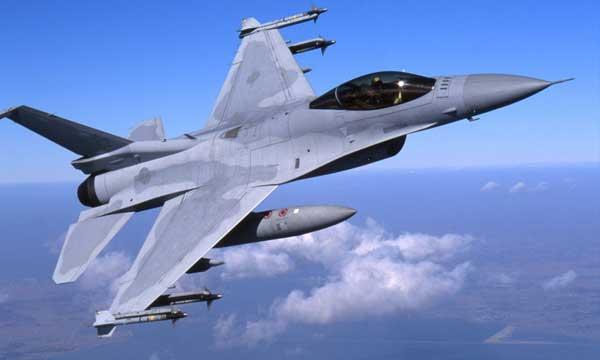 F-16V Completes Major Capability Milestone