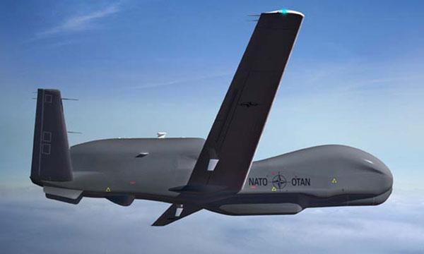 Northrop Grumman sees European interest in Hawk surveillance drone