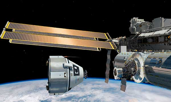 Boeing Continues Progress on Improved Space Station Docking System