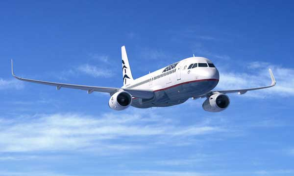 Aegean Airlines adds two additional aircraft to its previous A320ceo order