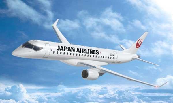 JAL decides to introduce MRJ as next-generation regional jet