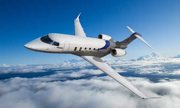 Bombardier's Challenger 350 Jet Receives EASA Certification