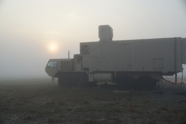Boeing Laser Demonstrator Destroys Targets through Wind and Fog