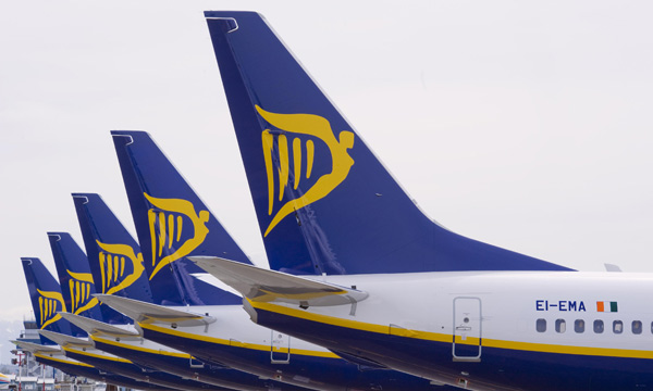 Ryanair close to placing new $10 billion Boeing order