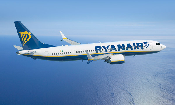 Boeing Launches 737 MAX 200 with Ryanair