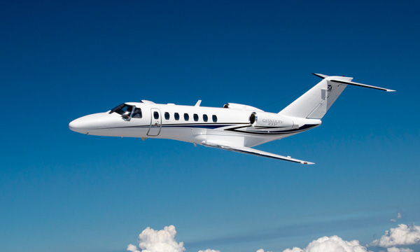Cessna Citation CJ3+ gains FAA certification