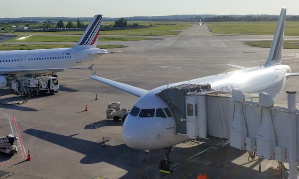 Air France says passenger traffic rose 3.1 percent in August