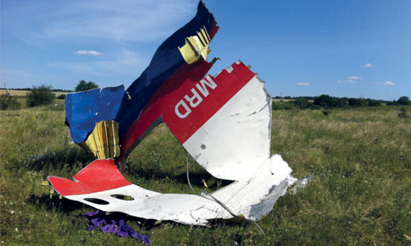 Malaysia: Dutch report suggests MH-17 shot down from ground