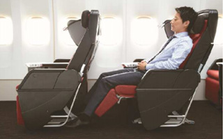 JAL SKY SUITE 787 Debut with New Cabin Interior