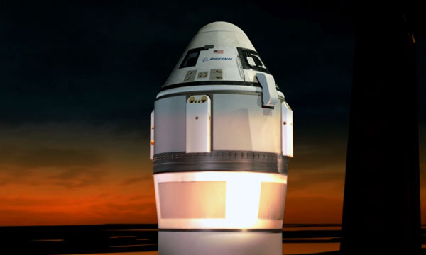 Boeing CST-100 Selected as Next American Spacecraft