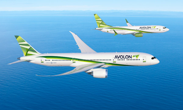 Boeing, Avolon Finalize Order for 787 Dreamliners, 737 MAXs