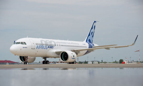 Airbus commited to fuel efficiency with A320neo