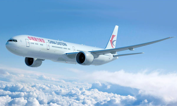 Boeing delivers first of 20 777-300ER to China Eastern Airlines