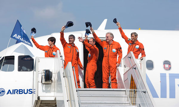 Airbus A320neo completes successful maiden flight