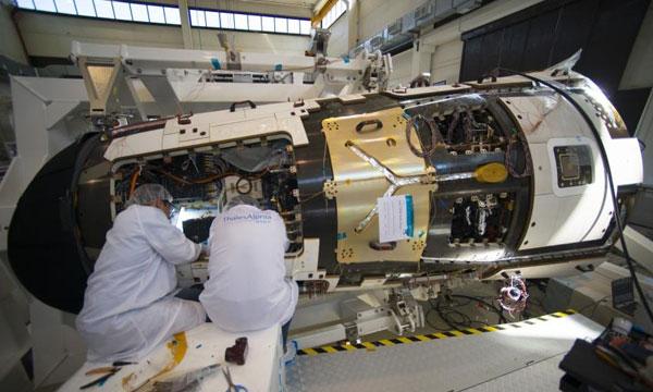 Europe's IXV atmospheric reentry demonstrator arrives in Kourou