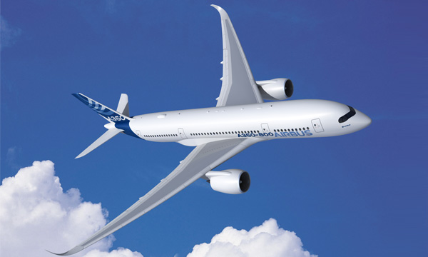 AWAS will convert A350-800 to A350-XWB variant