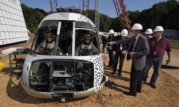 NASA Helicopter Test a Smashing Success