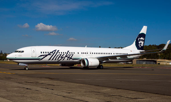 Alaska Airlines announces order for 10 next-generation 737-900ER