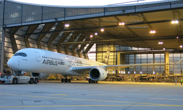 Lufthansa Technik offers A350 MRO services