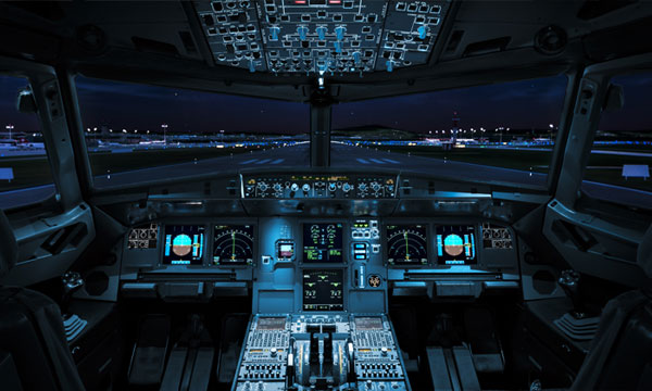 Newly-converted Airbus A320 simulator receives FOCA certification