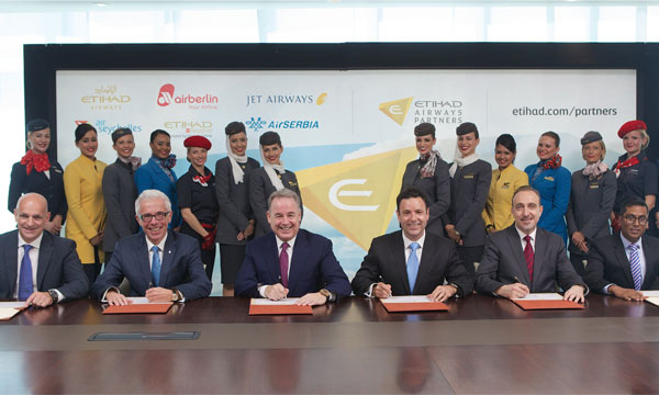Etihad Airways announces Etihad Airways Partners
