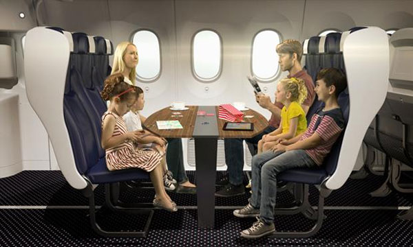 Thomson Airways announces new aircraft cabin concepts