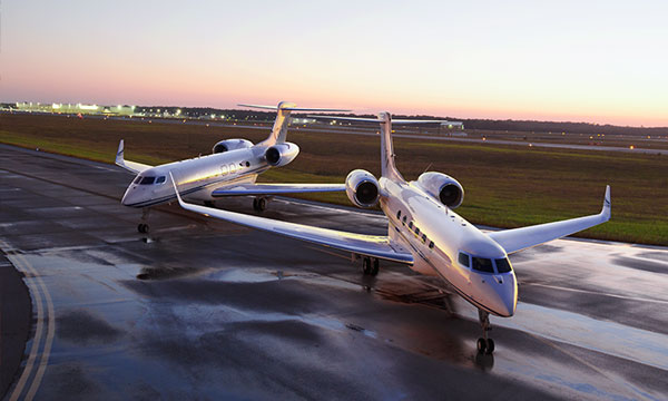 Gulfstream announces 2 new business jets: G500 and G600