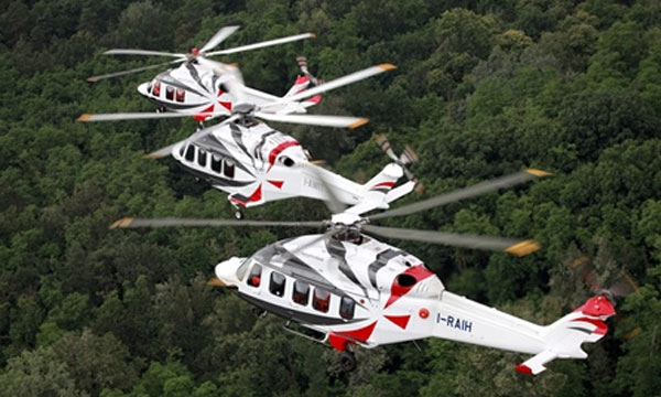 BAIC signs multi-year contract for 50 AgustaWestland helicopters