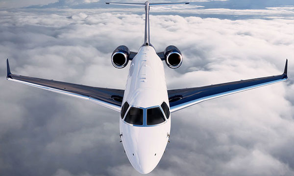 Embraer Executive Jets to exhibit Legacy 450 at NBAA