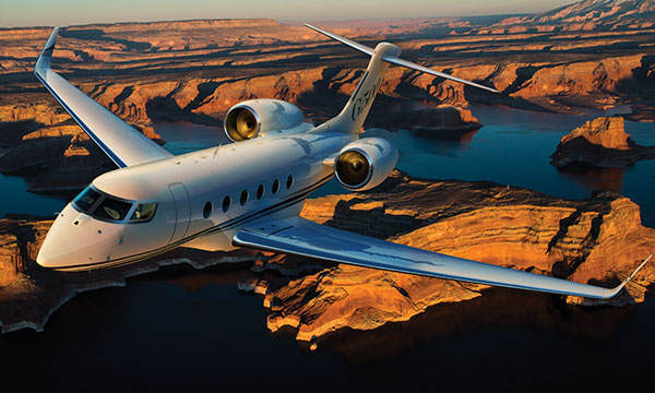 Qatar Airways signs for 20 Gulfstream jets