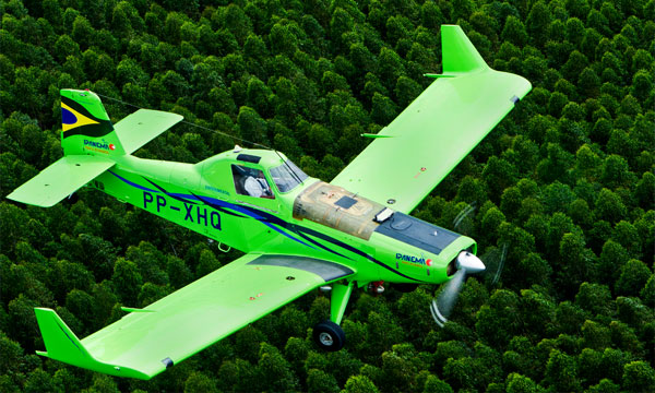 Embraer's ethanol-powered Ipanema celebrates its 10th birthday