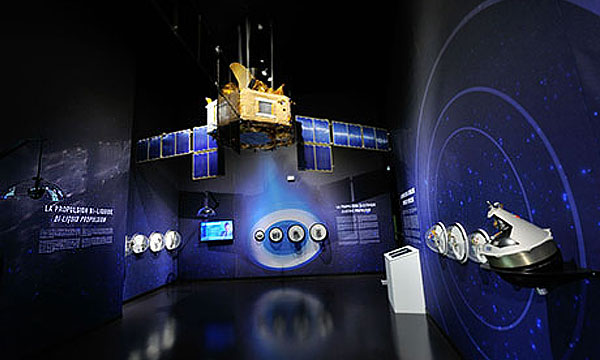 Safran Aerospace Museum opens new Space wing