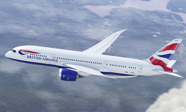 British Airways to introduce new Dreamliner to Montreal