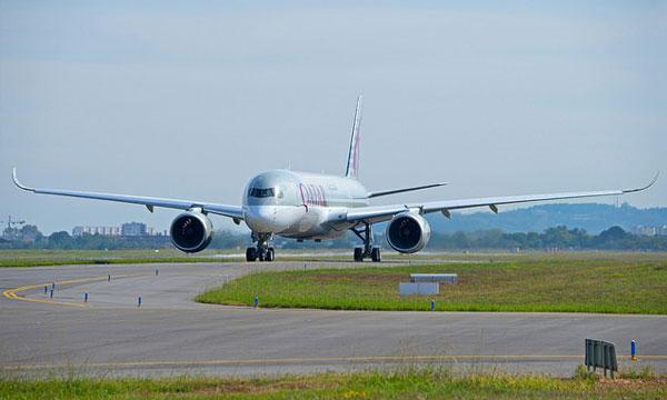 Qatar Airways to launch Frankfurt as first A350XWB route