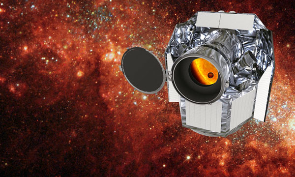 Airbus Defence and Space primes ESA's CHEOPS satellite to detect and characterise exoplanet