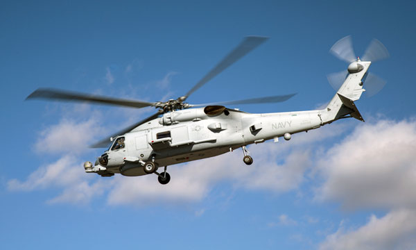 Lockheed Martin Delivers the 200th Romeo Helicopter to the U.S. Navy