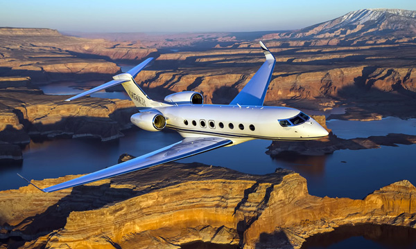 Gulfstream begins delivering G650ER aircraft to customers
