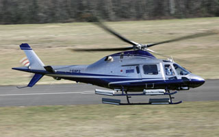 Chinese Private Operator Orders an AW119Kx Helicopter