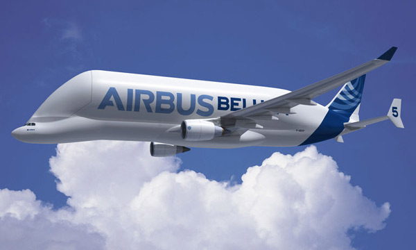 Airbus launches the A330 Beluga