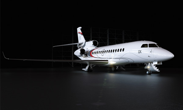 Falcon 8X Rollout on wednesday December 17