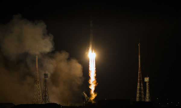 New Crew Arrives at Space Station to Continue Scientific Research
