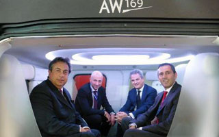 AgustaWestland Strengthens Collaboration with Rotortrade Services