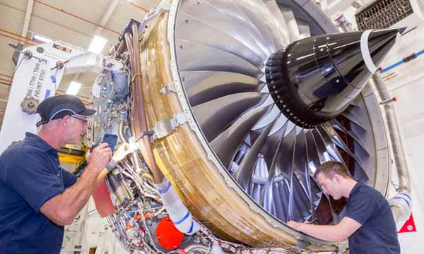 Rolls-Royce delivers 1,500th Trent 700 engine